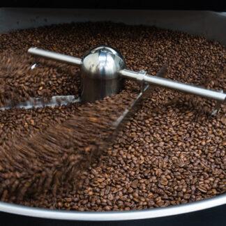 koffiebranden afkoelen koffie branden raf coffee Gent koffiebranderij originekoffie