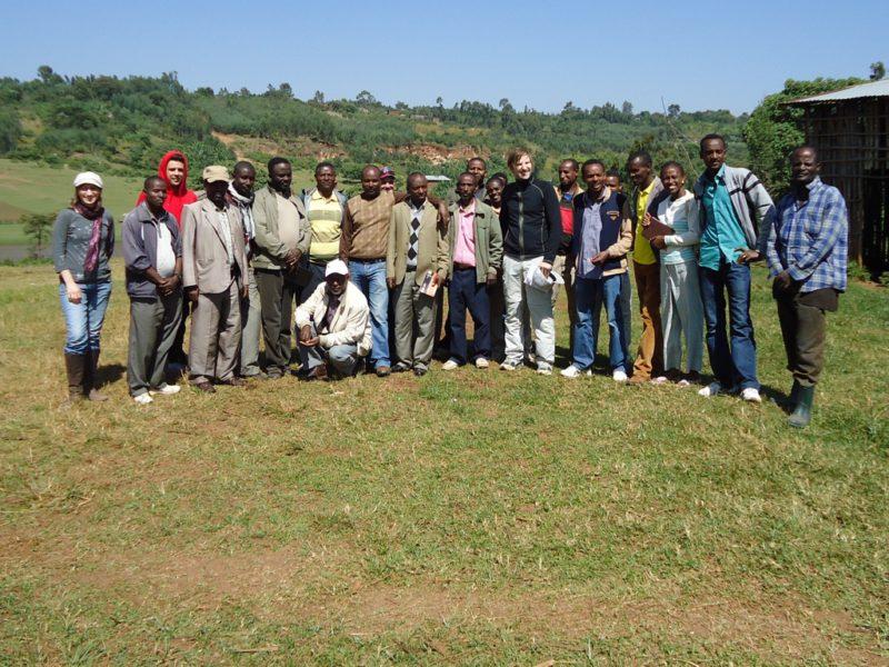 Ethiopia Sidama Natural bio koffie origine Raf Coffee Gent