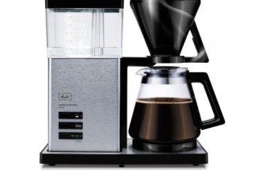 melitta aroma signature koffiezet