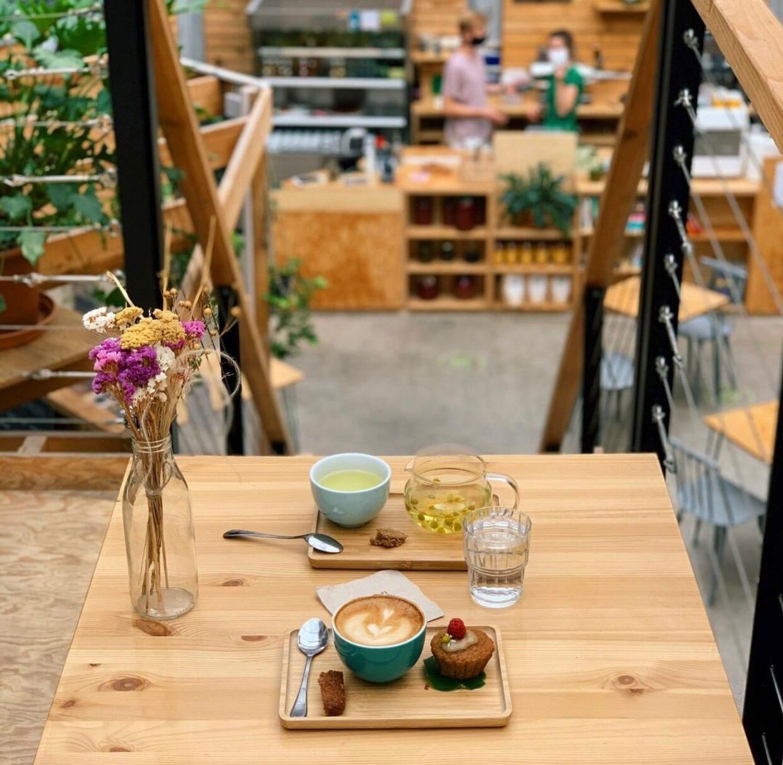 knol en kool vegan restaurant in Gent vegan webshop