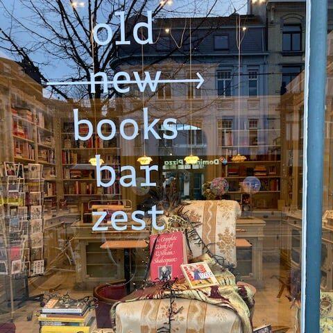 Boekhandel Limerick