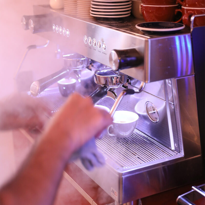 koffie voor horecazaak