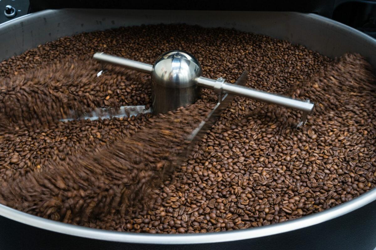 koffiebranderij Gent specialty bio vers gebrand